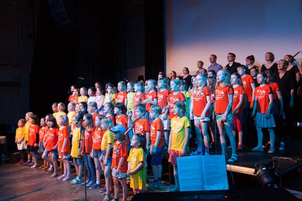 25 Jahre Friedrichshainer Spatzen - Das große Jubiläumskonzert