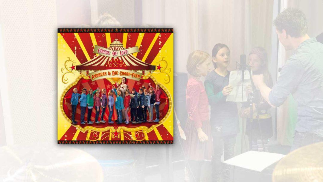 Friedrichshainer Spatzen - CD: Circus of Life