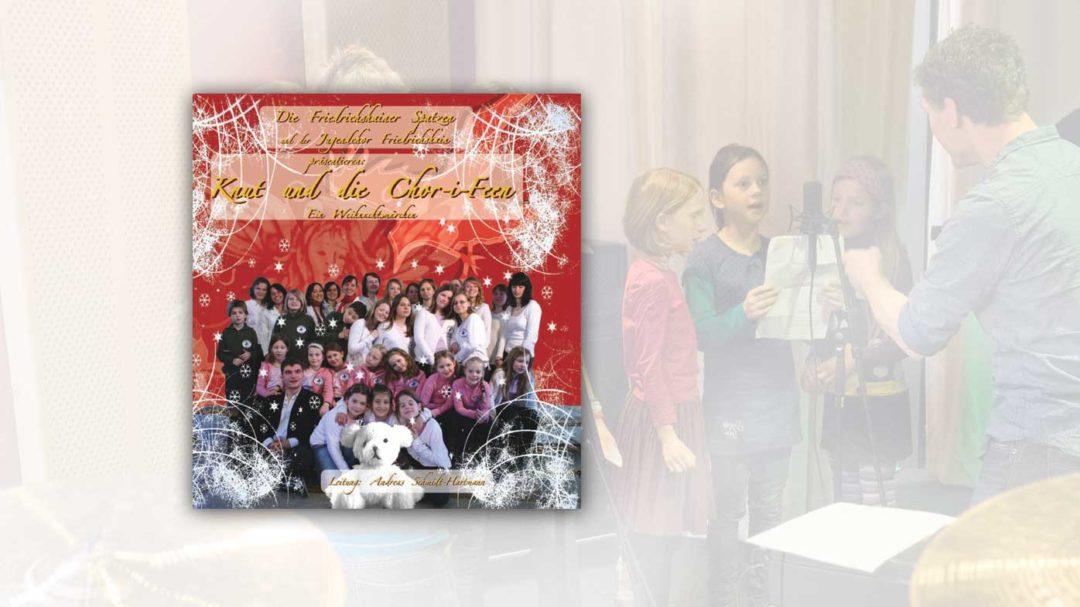 Chor - CD: Knut und die Chorifeen