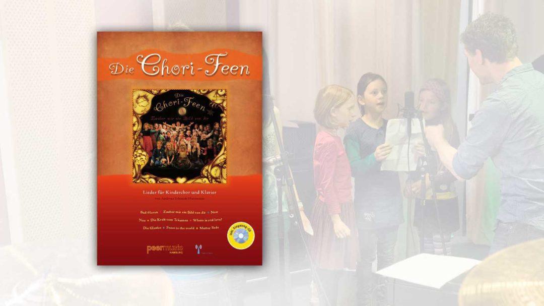Chor Noten der Chorfeen