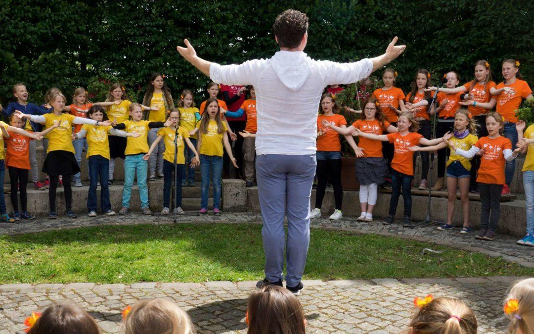 2019 feiern wir 25 Jahre Friedrichshainer Spatzen!