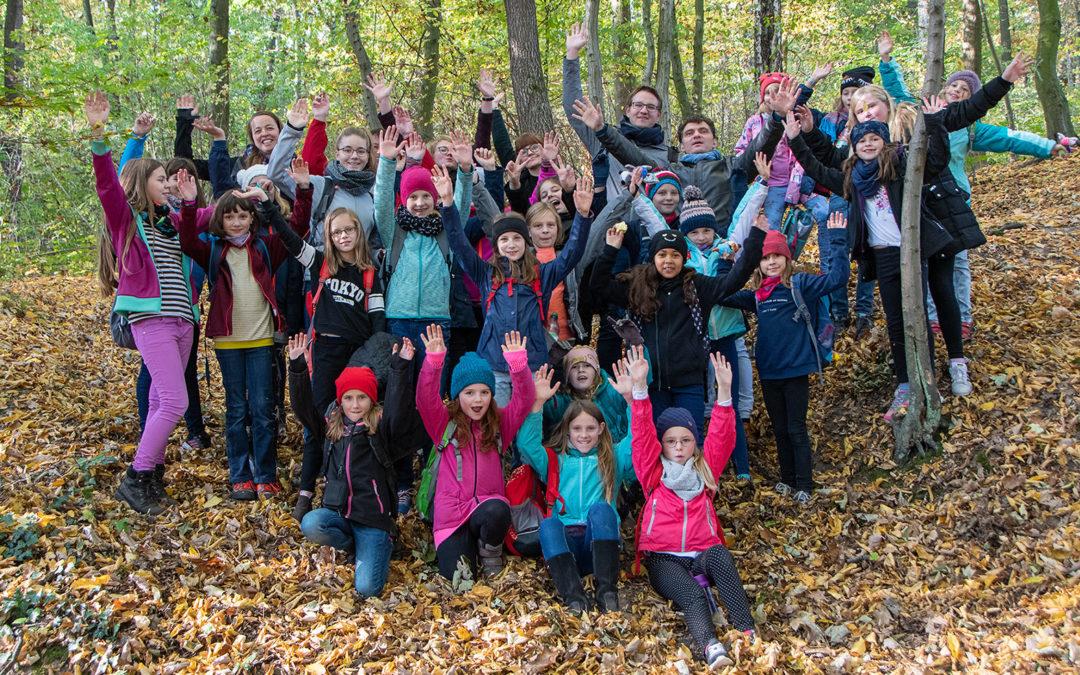 Unsere Chorfahrt in den Herbstferien 2018 nach Thüringen ins Eisenberger Mühltal