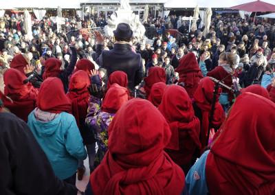 Gendarmenmarkt 2016 2. Advent