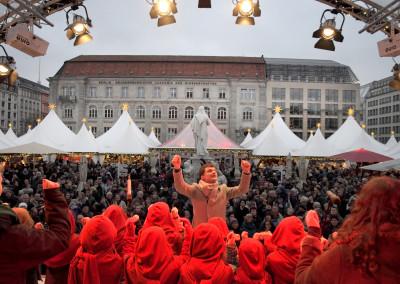 Gendarmenmarkt 2016 3. Advent