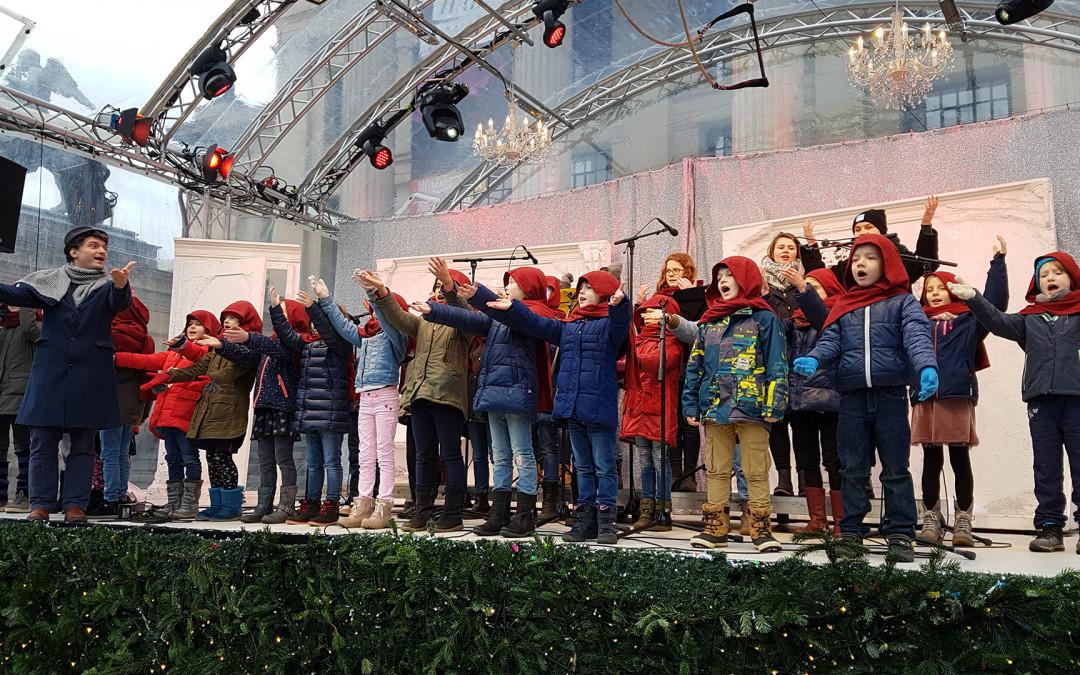 """""""WeihnachtsZauber"""" Gendarmenmarkt Dezember 2018"""