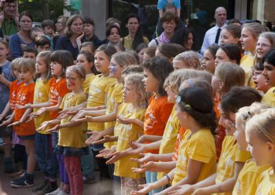Schulfest Ludwig Hoffmann Grundschule Juni 2016